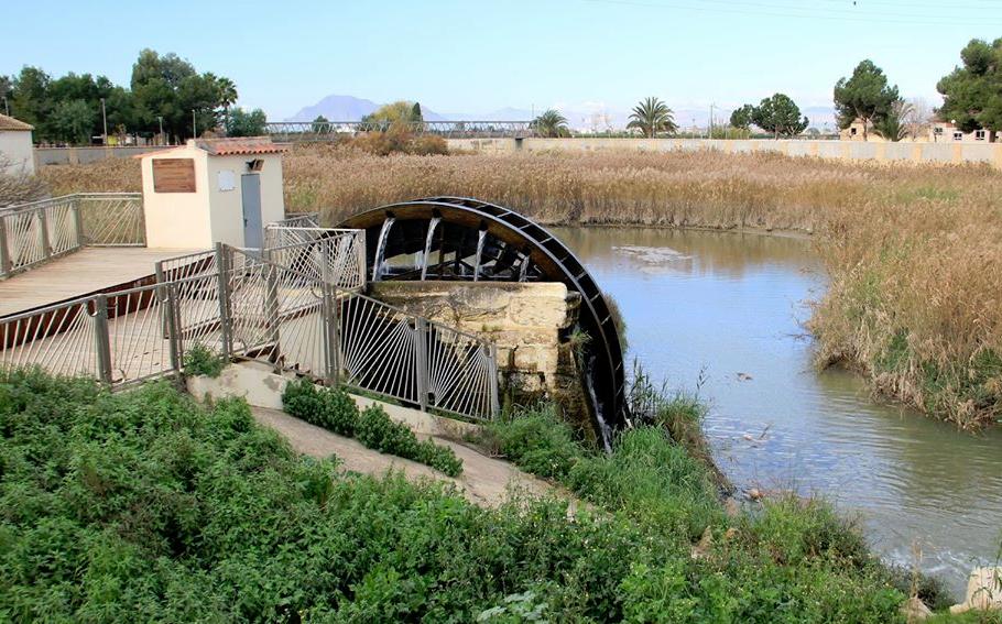 Benijofar Canal Mill