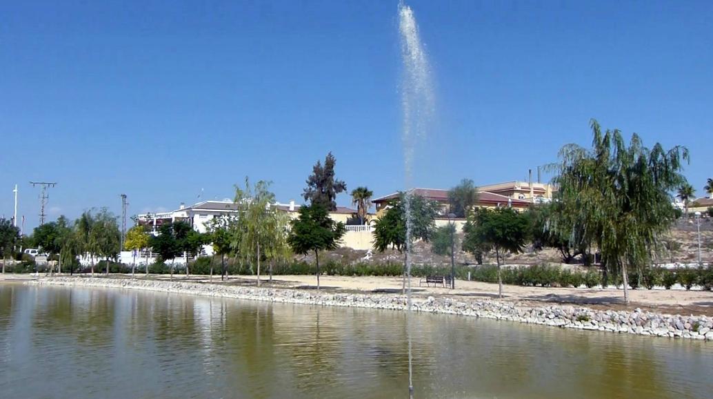 Parque Cañada Marsá Benimar